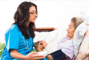 care-taker-nurse-bed