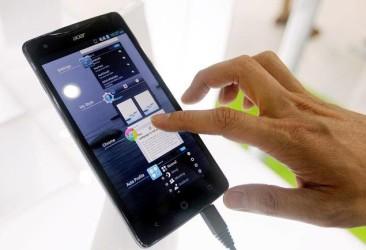 sanità e smartphone